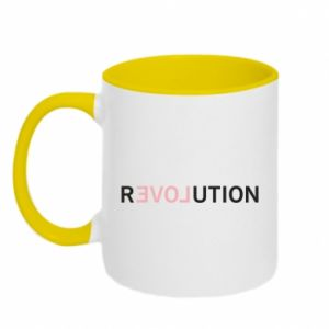 Kubek dwukolorowy Revolution
