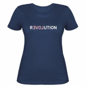 Damska koszulka Revolution