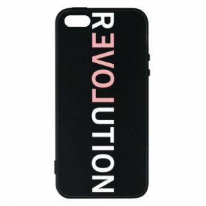 Etui na iPhone 5/5S/SE Revolution