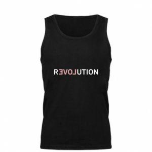 Męska koszulka Revolution
