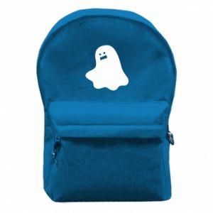 Plecak z przednią kieszenią Ridiculous ghost