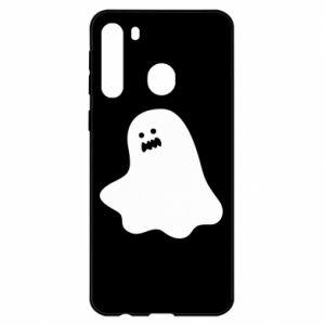 Etui na Samsung A21 Ridiculous ghost