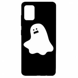 Etui na Samsung A51 Ridiculous ghost