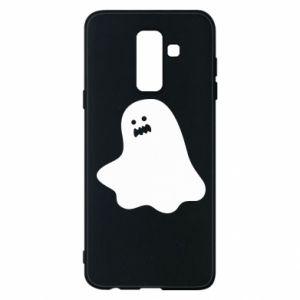 Etui na Samsung A6+ 2018 Ridiculous ghost