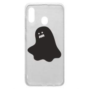 Etui na Samsung A20 Ridiculous ghost