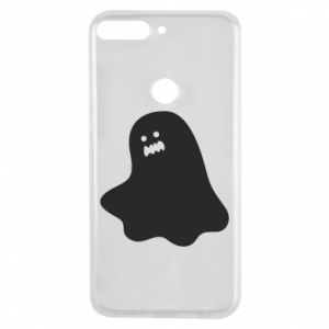 Etui na Huawei Y7 Prime 2018 Ridiculous ghost