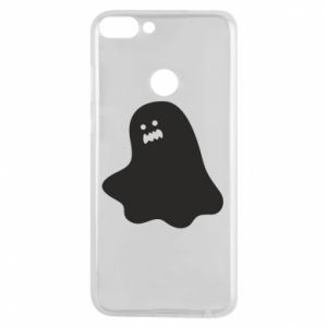 Phone case for Huawei P Smart Ridiculous ghost - PrintSalon