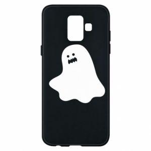 Etui na Samsung A6 2018 Ridiculous ghost