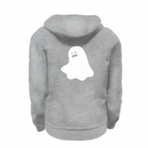 Bluza na zamek dziecięca Ridiculous ghost
