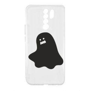 Etui na Xiaomi Redmi 9 Ridiculous ghost