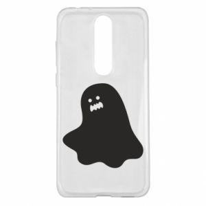 Etui na Nokia 5.1 Plus Ridiculous ghost