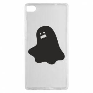 Etui na Huawei P8 Ridiculous ghost