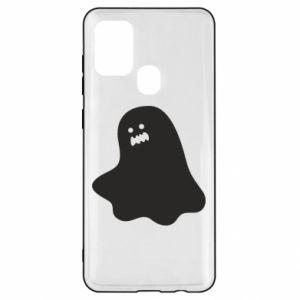 Etui na Samsung A21s Ridiculous ghost