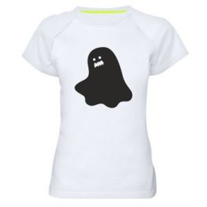 Koszulka sportowa damska Ridiculous ghost