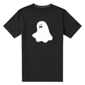 Men's premium t-shirt Ridiculous ghost