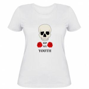Koszulka damska Rip my youth