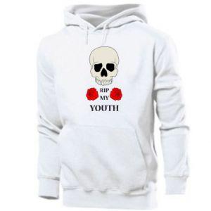 Men's hoodie Rip my youth
