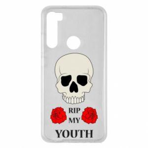 Etui na Xiaomi Redmi Note 8 Rip my youth