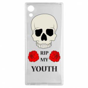 Etui na Sony Xperia XA1 Rip my youth