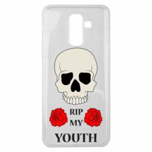 Etui na Samsung J8 2018 Rip my youth