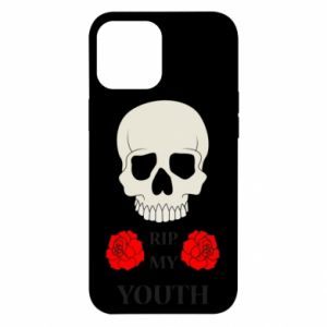 Etui na iPhone 12 Pro Max Rip my youth