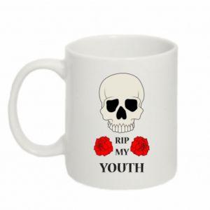 Mug 330ml Rip my youth