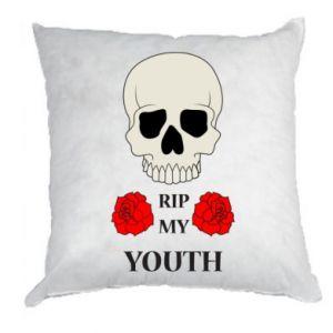Poduszka Rip my youth