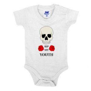 Baby bodysuit Rip my youth