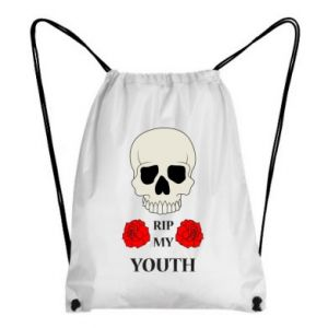 Backpack-bag Rip my youth