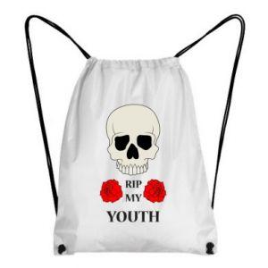 Plecak-worek Rip my youth