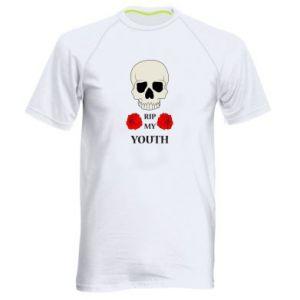 Koszulka sportowa męska Rip my youth