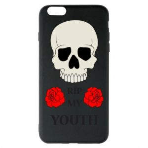 Phone case for iPhone 6 Plus/6S Plus Rip my youth
