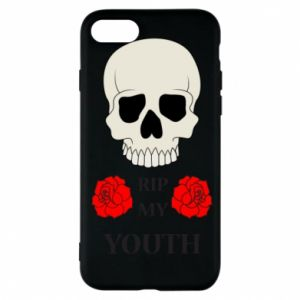 Phone case for iPhone 7 Rip my youth