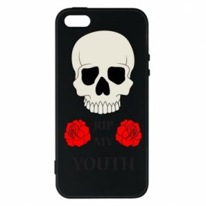 Phone case for iPhone 5/5S/SE Rip my youth