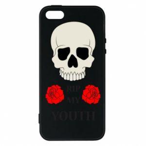 Etui na iPhone 5/5S/SE Rip my youth