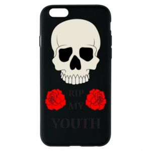 Phone case for iPhone 6/6S Rip my youth