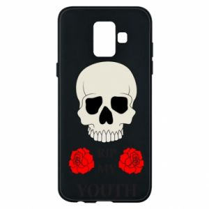 Phone case for Samsung A6 2018 Rip my youth