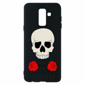 Phone case for Samsung A6+ 2018 Rip my youth
