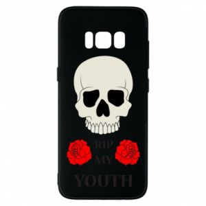 Phone case for Samsung S8 Rip my youth