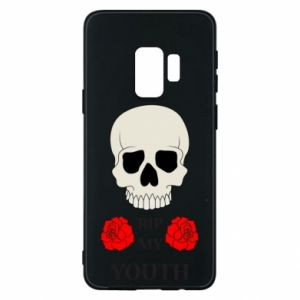 Phone case for Samsung S9 Rip my youth