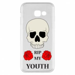 Phone case for Samsung A5 2017 Rip my youth