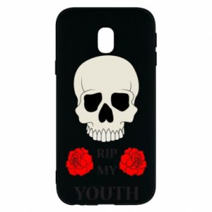 Phone case for Samsung J3 2017 Rip my youth