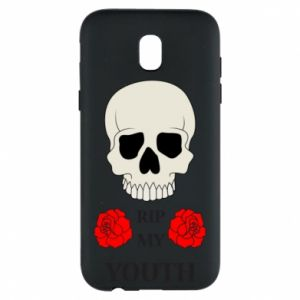 Phone case for Samsung J5 2017 Rip my youth