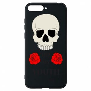 Phone case for Huawei Y6 2018 Rip my youth