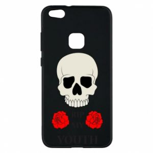 Phone case for Huawei P10 Lite Rip my youth