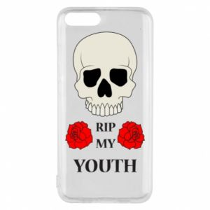 Phone case for Xiaomi Mi6 Rip my youth