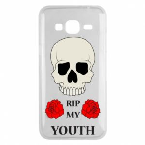 Phone case for Samsung J3 2016 Rip my youth