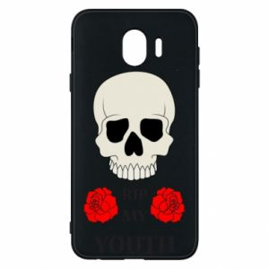 Phone case for Samsung J4 Rip my youth