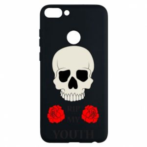 Phone case for Huawei P Smart Rip my youth