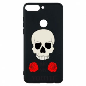 Phone case for Huawei Y7 Prime 2018 Rip my youth